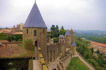 Sightseeing in Carcassonne