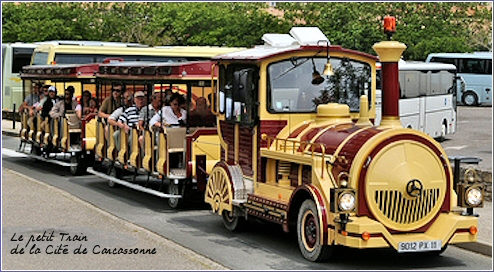 Petit Train de la Cité